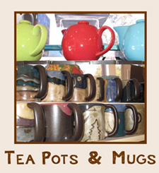 Tea Pots and Mugs